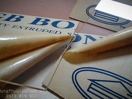 Tấm nhựa Mica GB Bond Acrylic Malaisia