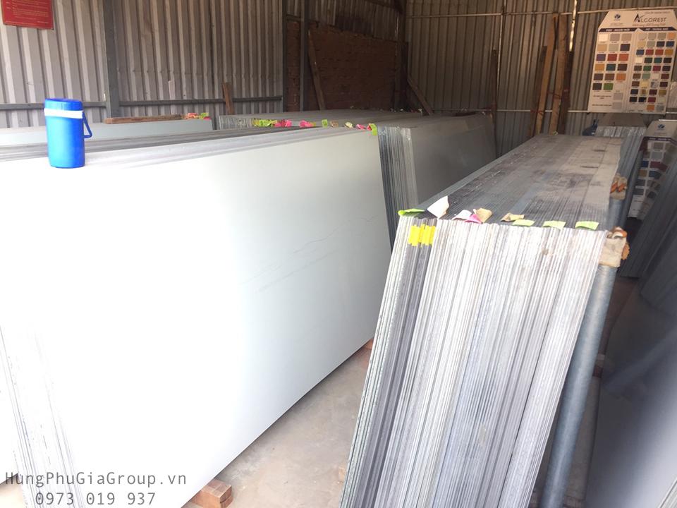 Tấm nhôm Aluminum alcorest tại kho hàng
