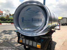 Tấm lợp polycarbonate polytop nhập Thái Lan