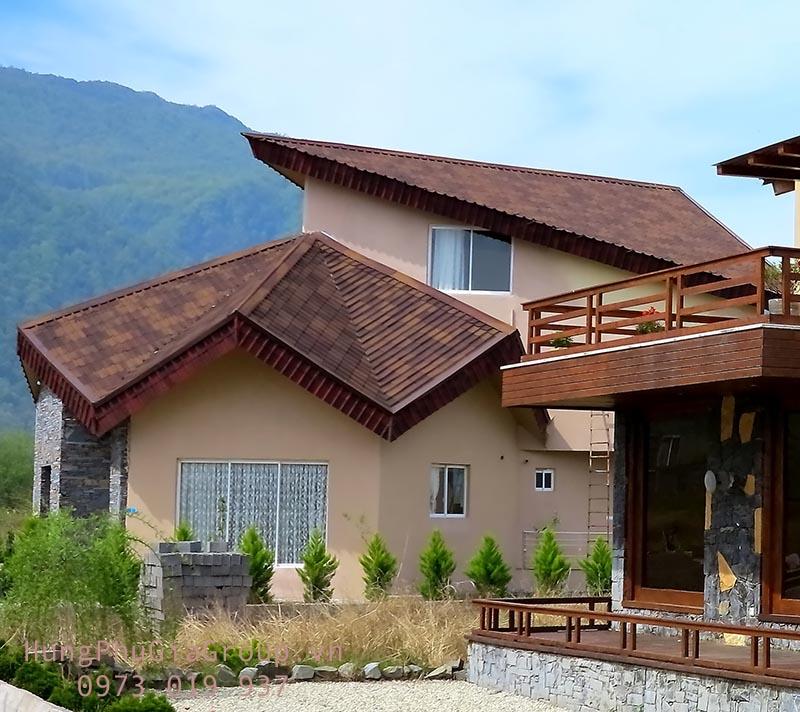 cách lựa chọn vật liệu lợp cho mái nhà