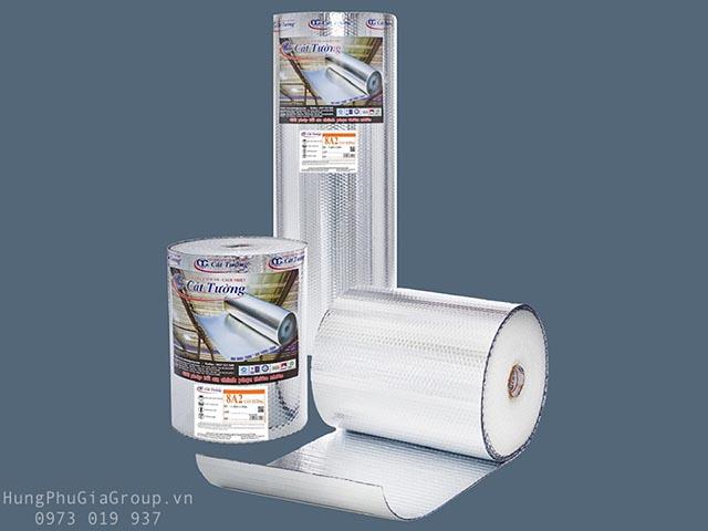 tấm cách nhiệt chống nóng mái tôn 8a2 cát tường