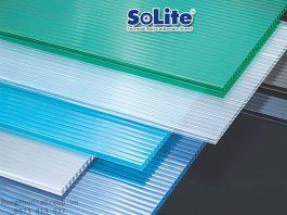 Tấm lợp lấy sáng polycarbonate solite