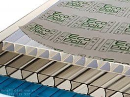 Tấm lợp lấy sáng Ecopoly PC Sheet Thailand