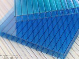 Tấm Polycarbonate polytop hollow shet ThaiLand