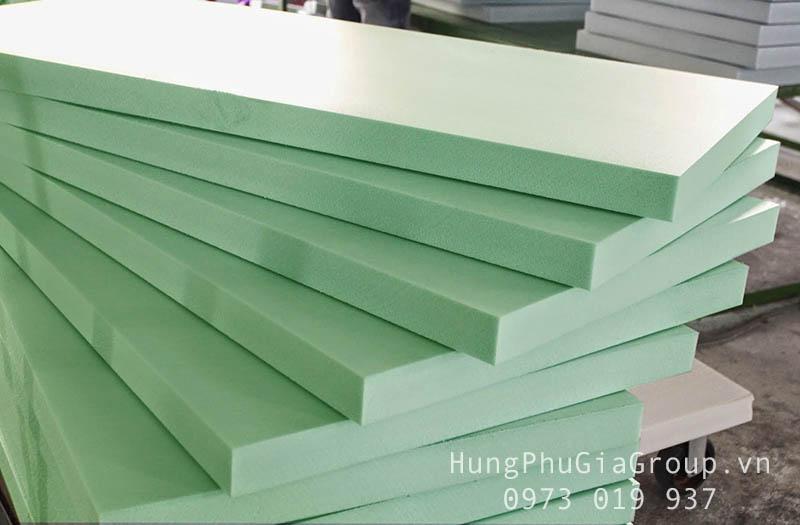 xốp cách nhiệt là một vật liệu xây dựng xanh