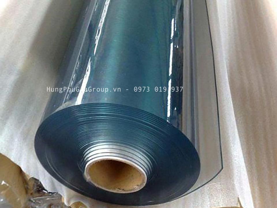 Màng nhựa PVC trong suốt dẻo