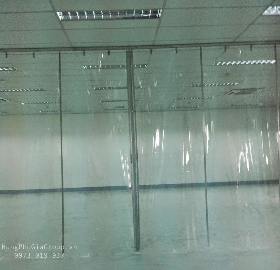Màng nhựa PVC trong suốt giá rẻ tại TPHCM