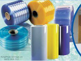 Rèm nhựa PVC giá rẻ