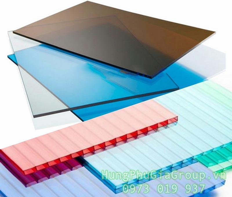 ưu nhược điểm của tấm lợp thông minh polycarbonate