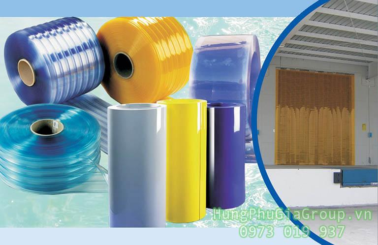 màng nhựa pvc ngăn côn trùng tại TPHCM