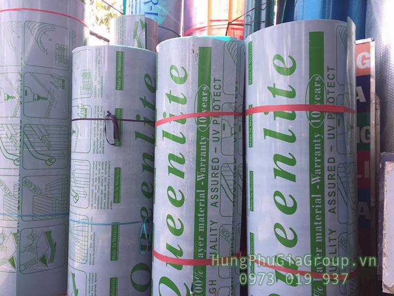 cung cấp tấm lợp lấy sáng polycarbonate tại cần thơ
