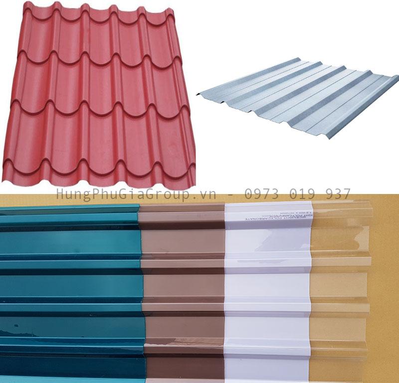 Tại sao các tấm tôn lợp có hình dạng lượn sóng