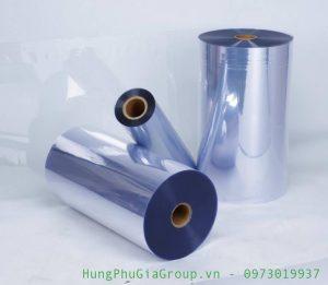 màng nhựa pvc cứng định hình