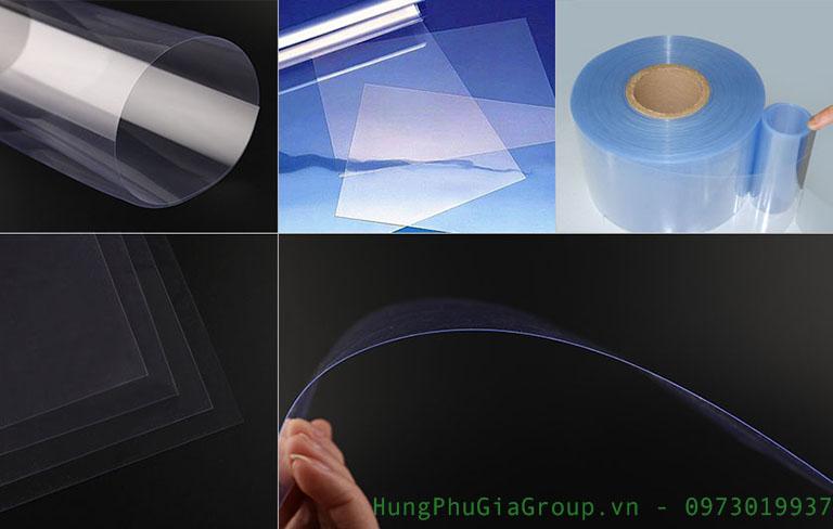 màng nhựa pvc định hình